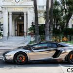 book a luxury car in Eze